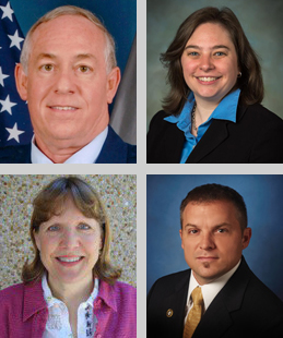 "Panel of Experts for the April 1 ""Preventing School Violence"" event"