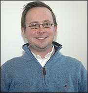 Matt Rupert, academic adviser