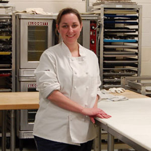 Pastry Chef Heather Luse