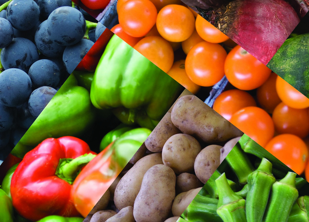 Eating fruits and vegetables regularly can improve brain function. Photo by Penn State Public Media.