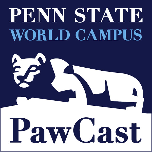 PawCast Logo.
