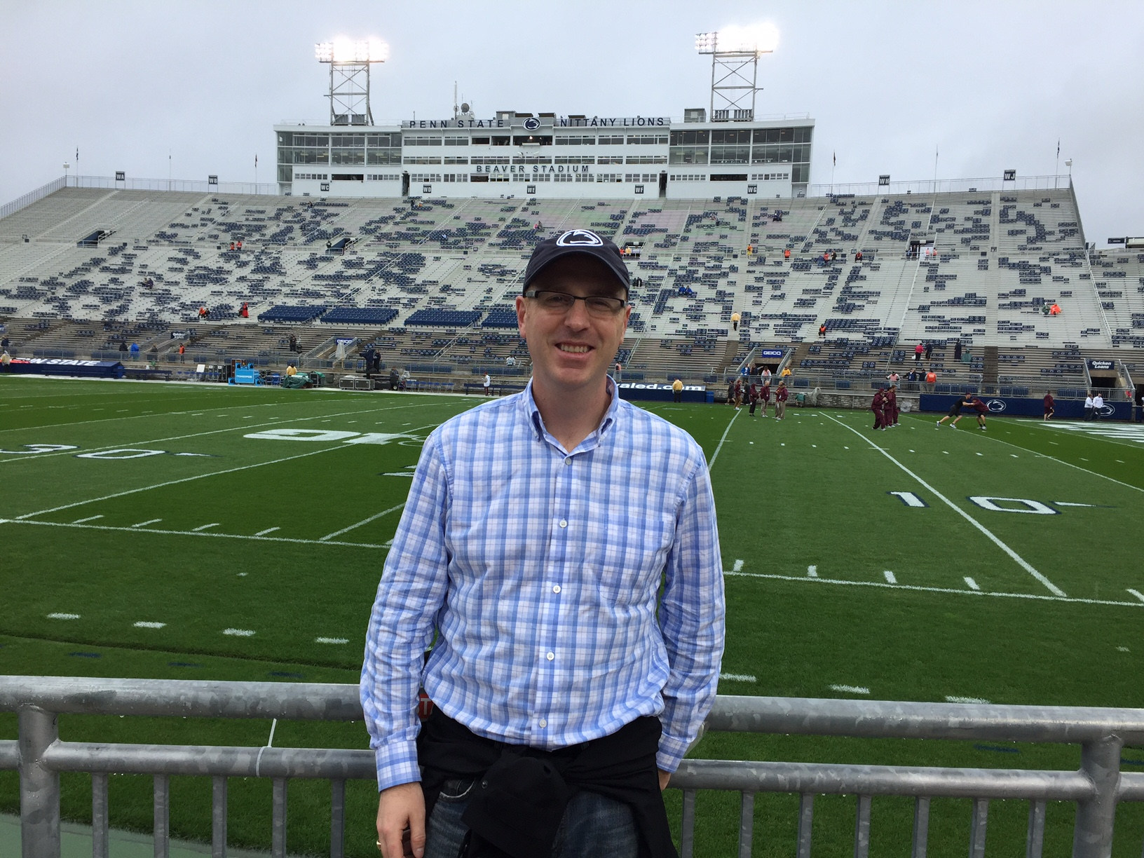 Chris Moore is a member of the Penn State World Campus Student Advisory Board.
