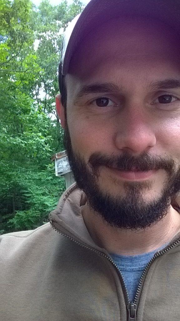 Jason Waltersdorff, Penn State World Campus student.