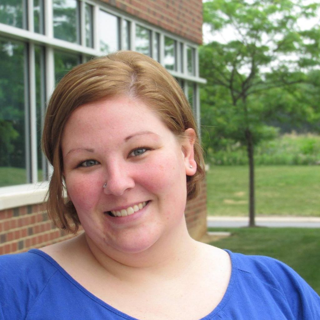 Amber Redmond, Admissions Counselor at Penn State World Campus.
