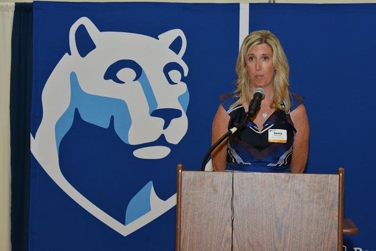 Serena Carlson speech